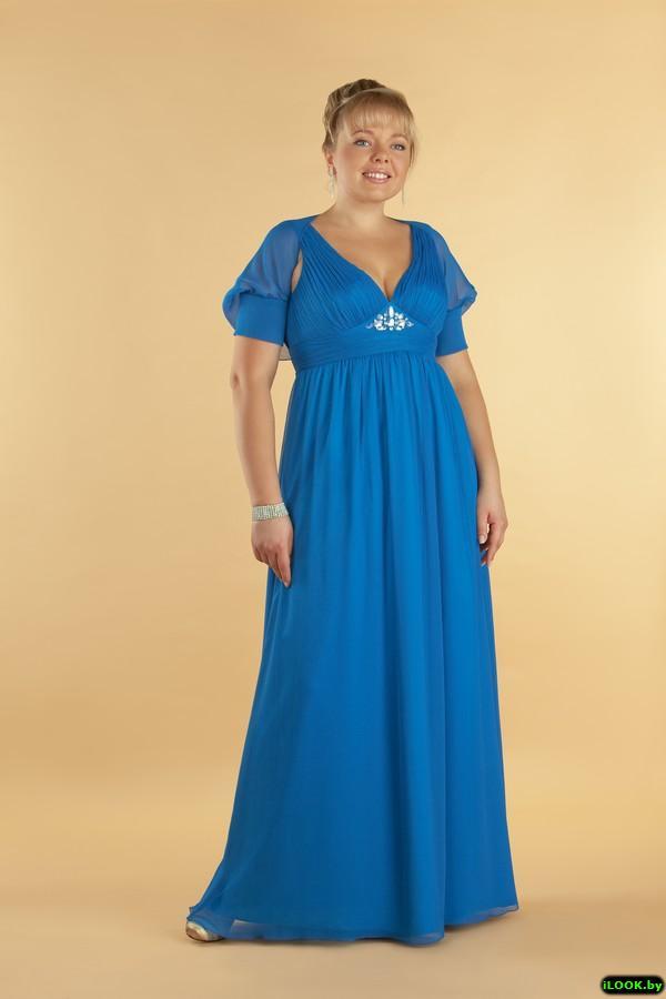 Купить Женское Платье Большого Размера Вечернее