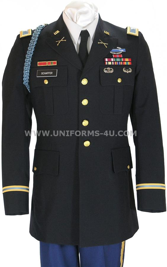 Army Service Blue Uniform 40