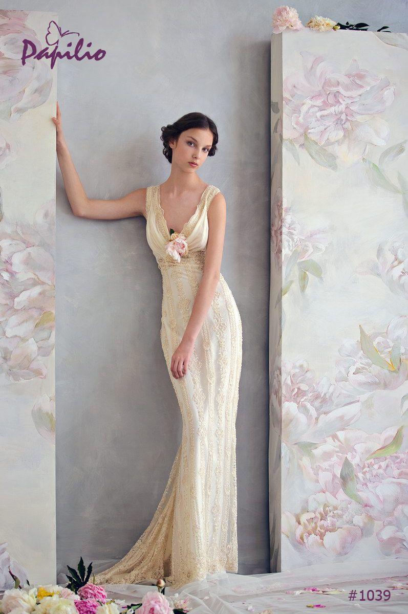 полный размер. Обсуждения в сети. Москва - Новое свадебное платье Papilio модель Афродита