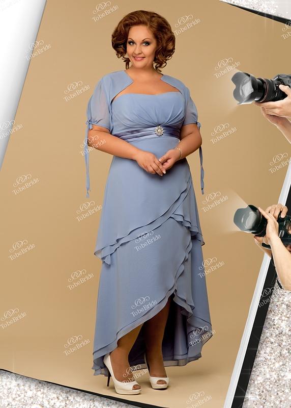 Шифоновые платья с болеро