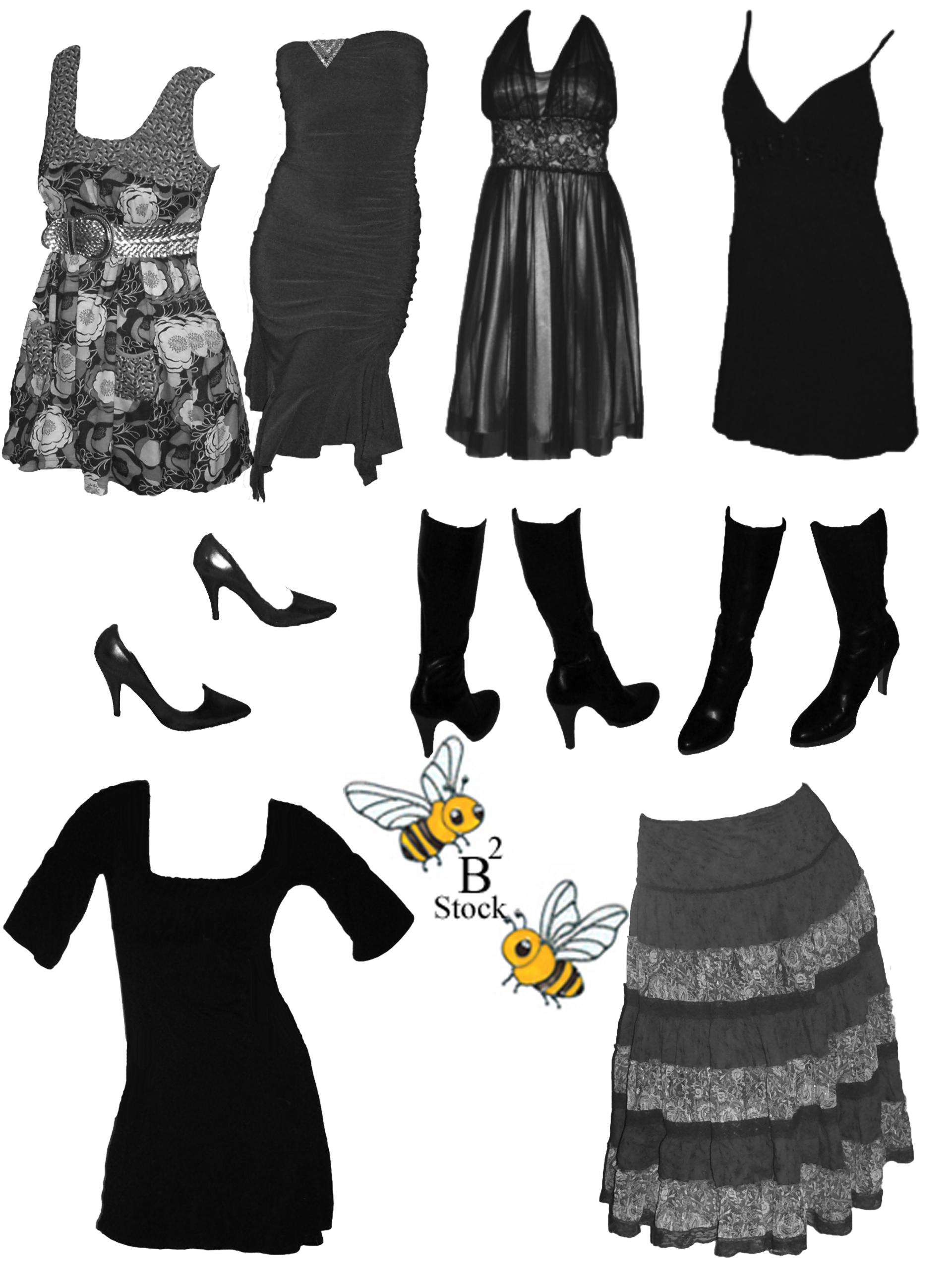кисти для фотошопа одежда: